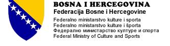 Federalno ministarstvo kulture i sporta/športa
